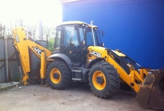 Фото - Экскаватор-погрузчик JCB 3CX super, 2011 года